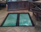 Pochozí sklo - prosklená podlaha 1
