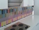 Kalené sklo - skleněné obklady do kuchyně 3