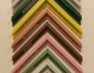Zrcadla v kovovém rámu - rámečky vzorník - 20140202 - 2