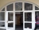 Zasklívání vchodových dveří - 20140202 - 1