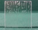 sklo do dveří 57