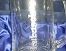 Pískování skla - dárkové předměty - sklenice 2