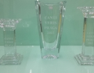 Pískování skla - dárkové předměty - sklenice - 201606 1