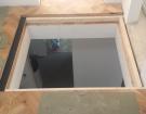 Pochozí sklo - prosklená podlaha 201606 1