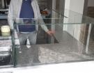 Skleněné vitríny, nábytek ze skla 201606 1