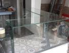 Skleněné vitríny, nábytek ze skla 201606 2