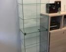 Skleněné vitríny, nábytek ze skla 201606 3