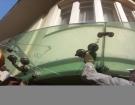 Bezpečnostní sklo connex střecha 1