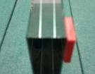 Broušení skla - hrana leštěná 19 mm 1