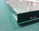Broušení skla - hrana leštěná 19 mm 3