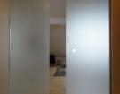 Skleněné dveře posuvné interiérové 1