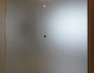 Skleněné dveře posuvné interiérové 2