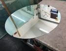 Zrcadlo do koupelny s osvětlením 3