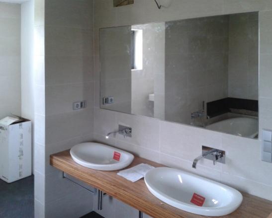 Koupelnová Zrcadla Do Koupelny Sklenářství Klapka